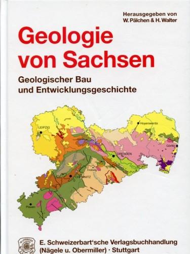 Pälchen W. & Walter H. <br> Geologie von Sachsen
