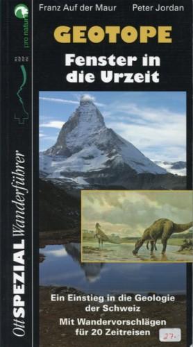 Geotope -Fenster in die Urzeit, Maur & Jordan