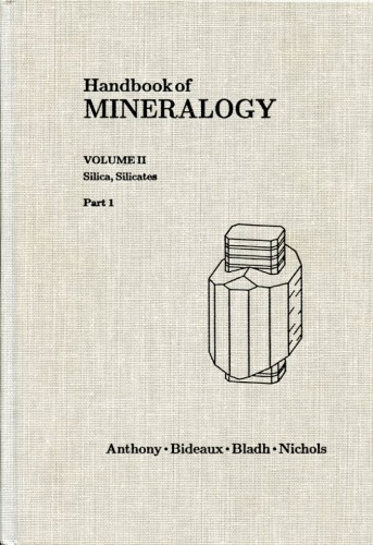 Handbook of Mineralogy II, Anthony J.W.