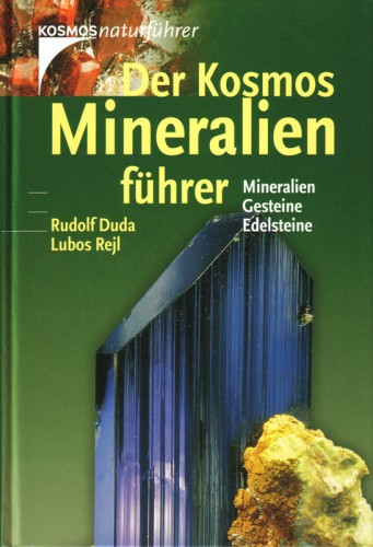 Der Kosmos Mineralienführer, Rudolf Duda