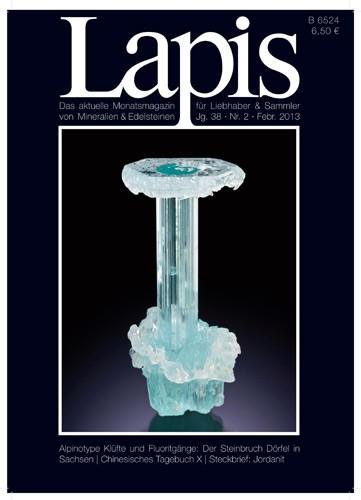 LAPIS Jahrgang 2013