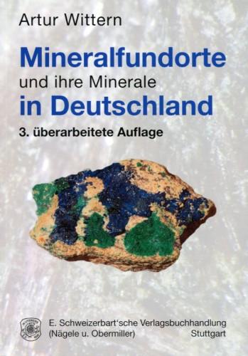 Mineralfundorte und ihre Minerale in Deutschland, Wittern, A.