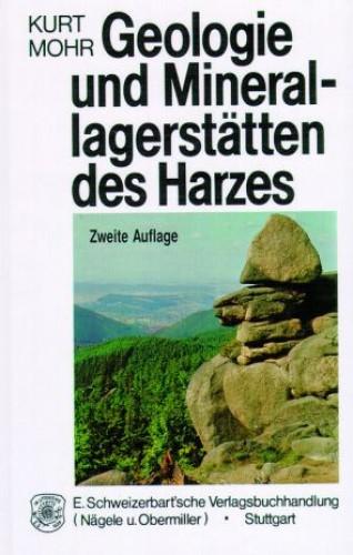 Geologie und Minerallagerstätten des Harzes, Mohr