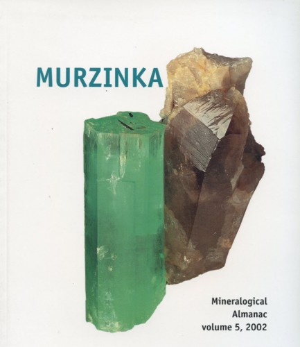 Mineralogical Almanac, volume 5, 2002 - Murzinka