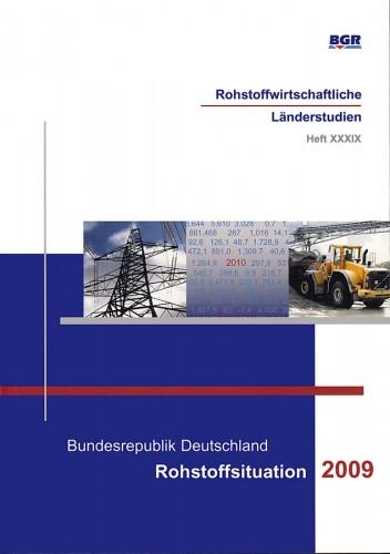 Bundesrepublik Deutschland - Rohstoffsituation 2009