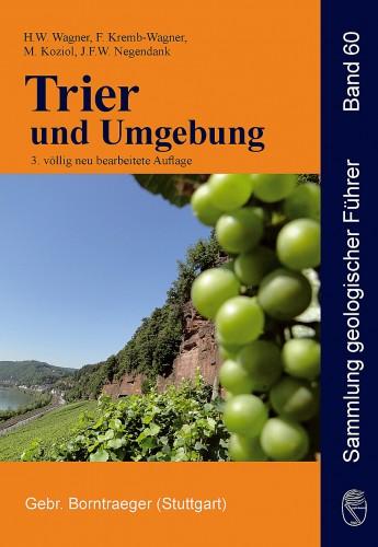 Sammlung geologischer Führer, Band 60 (3. Auflage), Trier und Umgebung, Wagner
