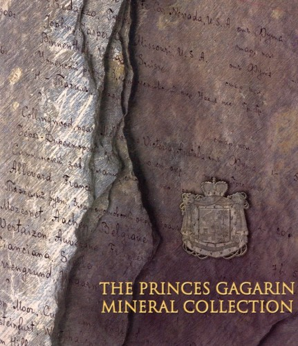 The Princes Gagarin Mineral Collection, Minina