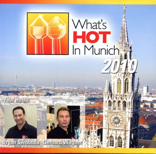 Whats HOT in Munich 2010 (DVD)