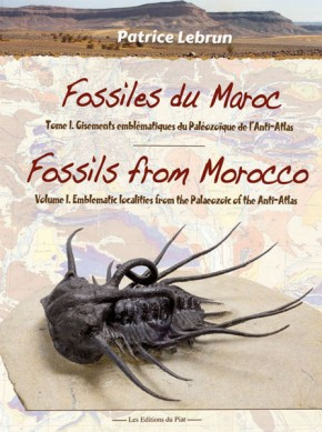 Fossiles du Maroc / Fossils from Morocco Vol.1, Patrice Lebrun