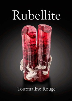 extraLapis English No. 20 - Rubellite - Tourmaline Rouge