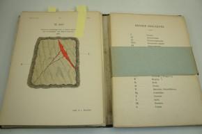 GÖBL W. - Geologisch-bergmännische Karten mit Profilen von Idria nebst Bildern von den Quecksilberlagerstätten in Idria.