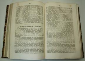 GRUBE A. W. - Geographische Charakterbilder. 3 Teile in 2 Bänden.