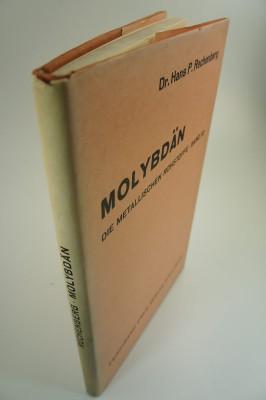 RECHENBERG H. P. - Molybdän.