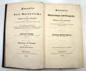 ROEMER, FRIEDRICH - Adolphsynopsis der Mineralogie und Geognosie...